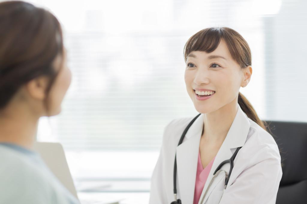 産婦人科を受診しましょう